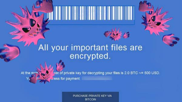 virus-ransomware