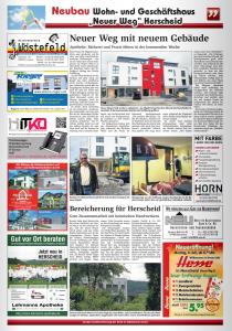 Zeitungsartikel vom 02.07.2016