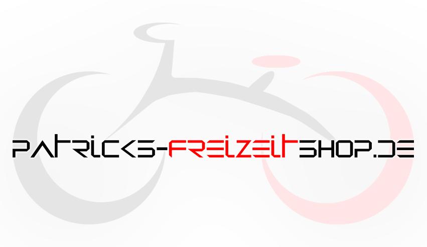 Logoentwicklung für einen Freizeitshop