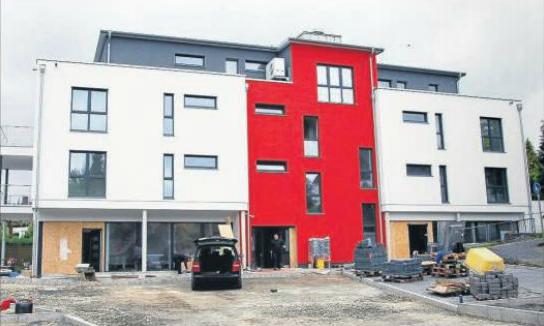 Neubauprojekt in Herscheid