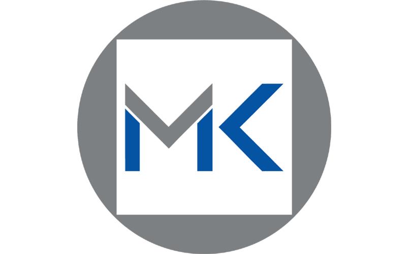 Webseite für MK Strangguss GmbH