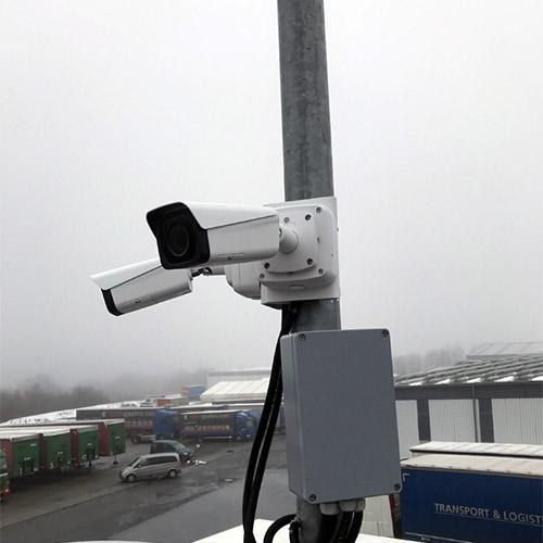 Erneuerung einer Videoüberwachung