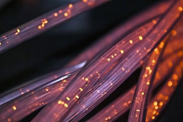 Glasfaserausbau in Wohngebieten